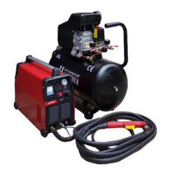 Plasma Cutter-Cut-60-H (With Portable Compressor)