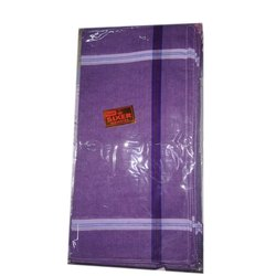 Mens Plain Cotton Handkerchief