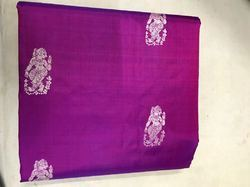 Silk Single Thread Baluchari Saree