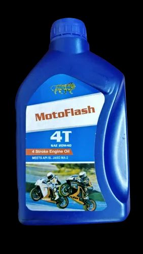 MotoFlash 4T Engine Oil 900ml
