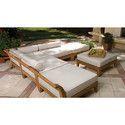 Neptune Enterprises Wood Designer Sofa, Shape: L Shape, For Home, Hotel