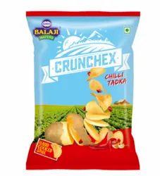 Crunchex Chilli Tadka Chips