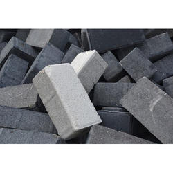 Rectangle Gray Fly Ash Brick, For Side Walls