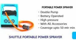 BATTERY SPRAYER -PORTABLE SPRAYER