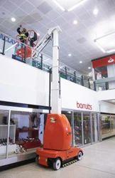 Electric Mast Lift