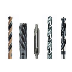 Totem Carbide Tipped High Speed Steel Drills