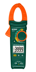 True RMS AC/DC Clamp Meter   NCV