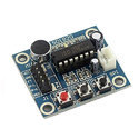 Isd1820 Sound & Voice Board Recording, For Electronics