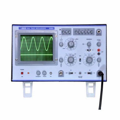 Cathode Ray Oscilloscope Dual Trace 30mhz (od 30)