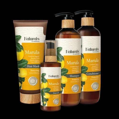 Herbal Product Naturals By Watsons Shampoo Conditioner From