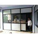 Modular Aluminium Door