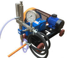 Electric Motor Operated Hydro Static Pump