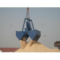 Industrial Grab Bucket Crane