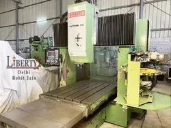 Bergonzi Double Column VMC Machine