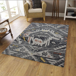 Rectangular Hand Tufted New Designer Collection 2018 Carpet