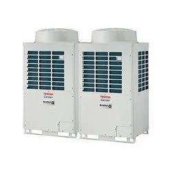 Toshiba Carrier VRF Single Dual Triple Module Heat Pump System, 208, 230 and 460V