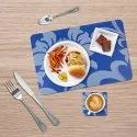 Waterproof Printed Table Mats with Coaster