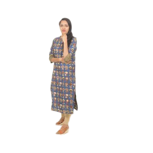 495a7f0460 Medium And Large Ladies Cotton Kurti, Rs 395 /piece, Sanvi Apparels ...