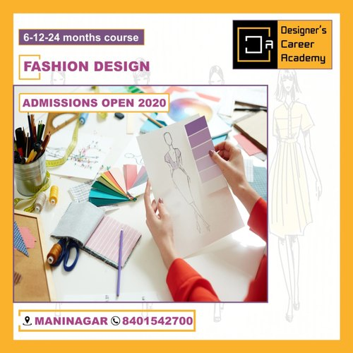 After 10th Fashion Design Course 12 Months Rs 70000 Year Designer S Career Academy Id 21950667473