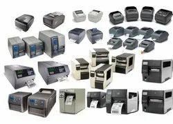 Black and White Barcode Printers