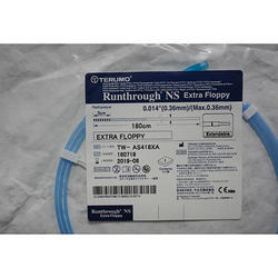 Runthrough NS Extra Floppy Guide Wire
