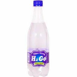 H2 Go 600ml H2go Club Soda Drink, Packaging Size: 600 ml