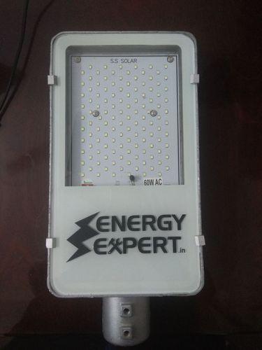 SS Solar 60W AC LED Street Light, IP Rating: IP66, 60w A