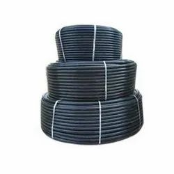 Kaveri 18-36 M HDPE Drip Irrigation Pipes, Round