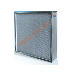 Hmg (india) Stainless Steel Minipleat HEPA Filters