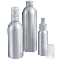 Lacquered Aluminium Bottle