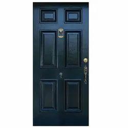 Modern Wooden Hinged Door