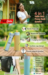 Selfi Stick Power Bank