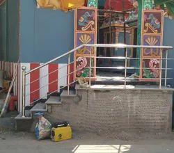 Temple Railing