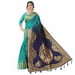 J25 Elegant Khadi Silk Saree