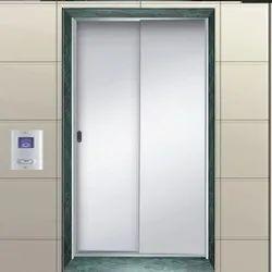 SS Telescopic Elevator Auto Doors, For Office Building