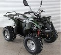 Military Green 125 CC Neo ATV Motorcycle
