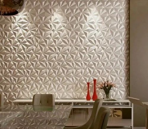 Mdf 3D wall panel,  for Walls