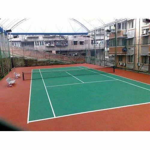 PU Volleyball Court Flooring