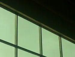 Casement Windows Aluminium Window Fabricator, For Industrial & Residential, On Site
