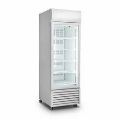 Trufrost Single Door Visi Coolers, Storage Capacity: 300 Ltrs