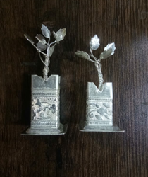 German Silver Tulsi, Size: 2.5 Or 3 inch