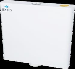 White Idoos Onita (dual Flushing Cistern W/ Air Freshener)