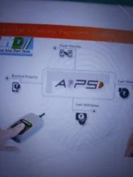 AEPS Cash deposit and withdrawal.