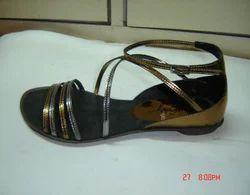 Women's Comfort PU Summer Flat Heel Sandal