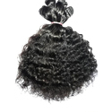 Weft 100% Natural Kinky Curly Hair