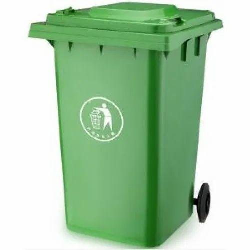 Standing Advance Garbage Dustbin 240 Liter, Size: 240 Ltr., Standard