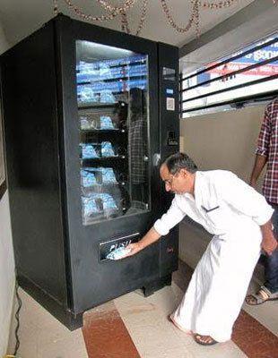 Milk Vending Machine Oem Manufacturer From Kochi