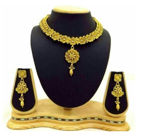 Jewelry Sets Fashion Jewelry Rapture Designer Gold Plated Bollywood Style Jewelry Kundan Bridal Necklace Sets