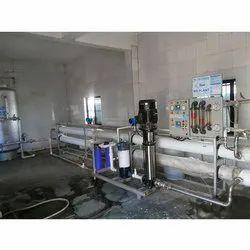 15000 LPH Industrial RO Plant