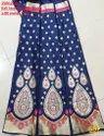 Banarasi Kali Fabrics